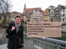 Elder Jerman in Germany