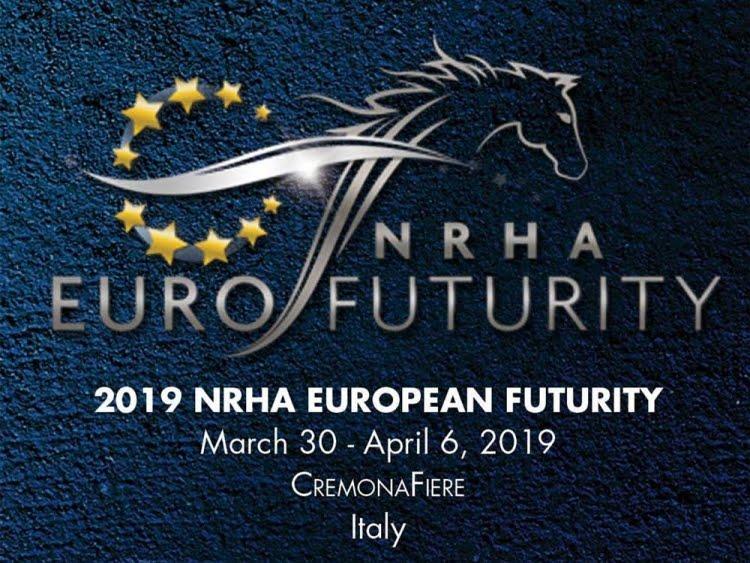 NRHA EUROPEAN FUTURITY 2019