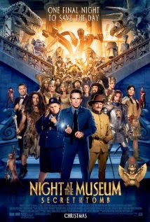 Night at the Museum: Screet of the Tomb (2014)