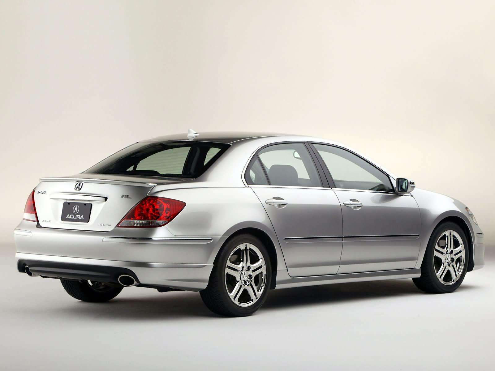 2005 acura rl with aspec performance package. Black Bedroom Furniture Sets. Home Design Ideas