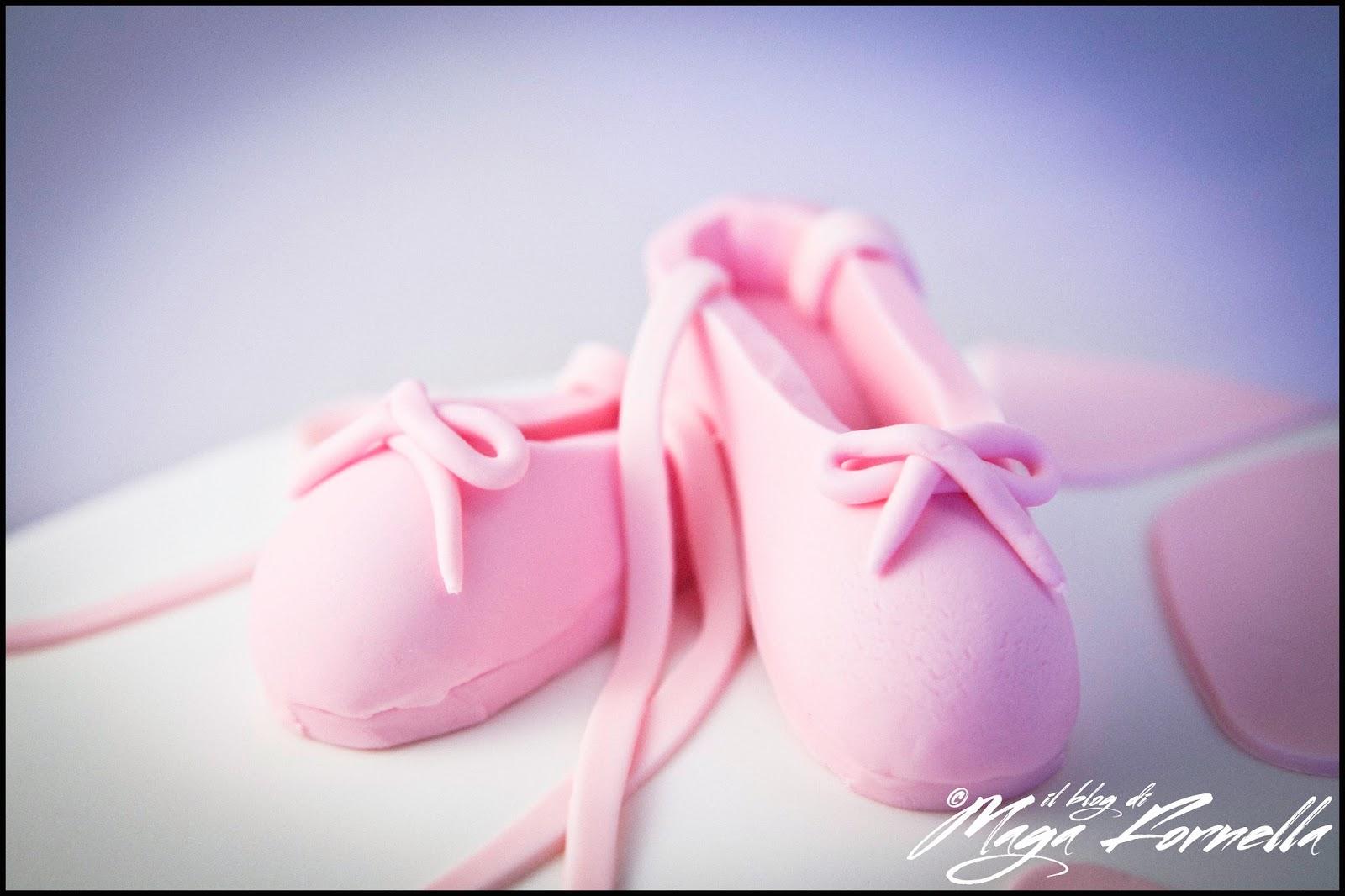 le scarpette da ballerina
