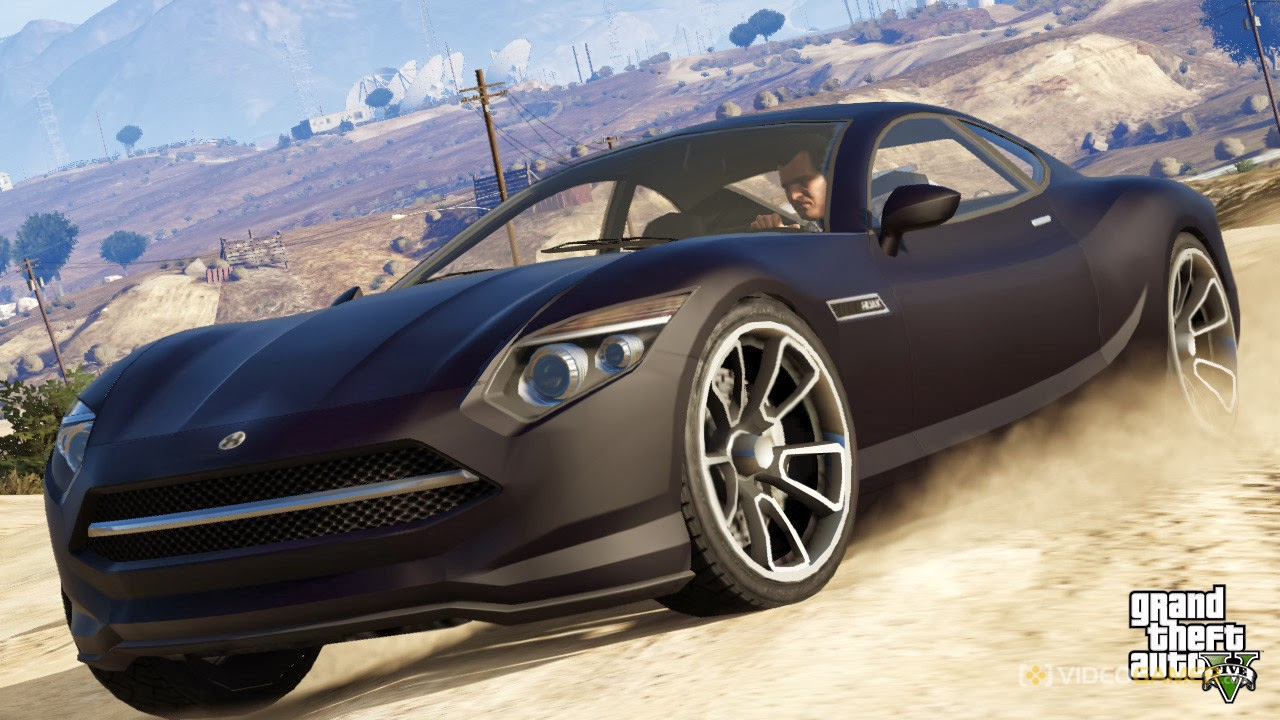 cars view: best 10 cars in gta 5