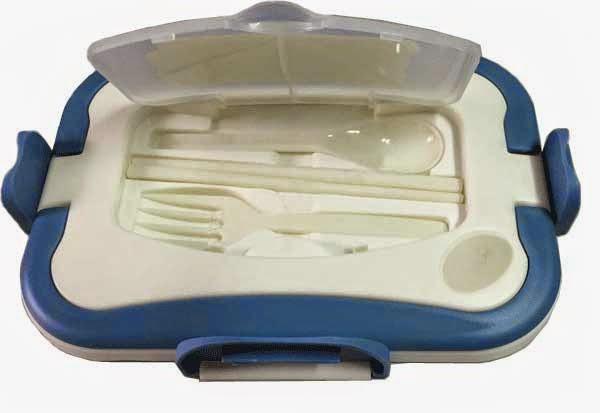 Hộp cơm hâm nóng chefman cm-112-3