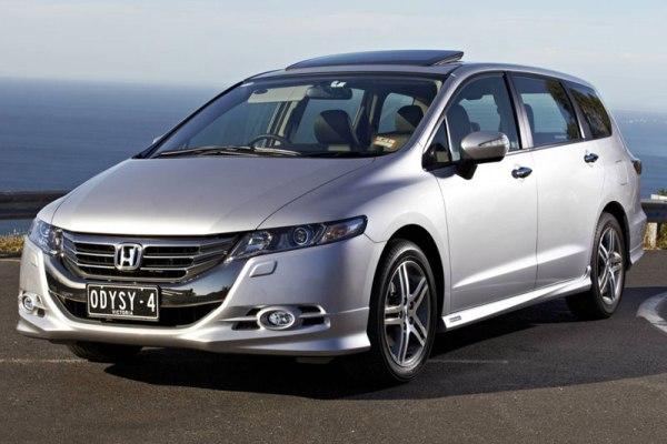 2013 honda odyssey Honda Odyssey 2013 Indonesia   Harga, Spesifikasi Dan Review