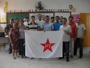 Reunião do Polo para renovação da Comissão Provisória de José da Penha