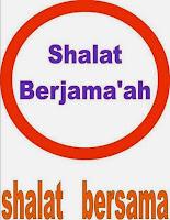 Shalat Berjamah / Shalat Bersama