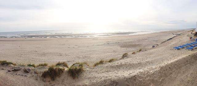 le touquet plage coucher soleil
