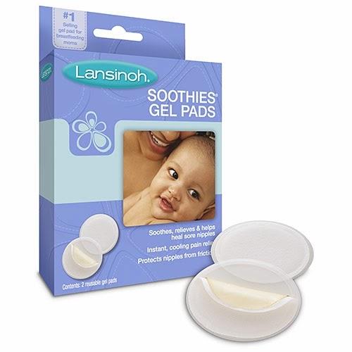 lansinoh soothies