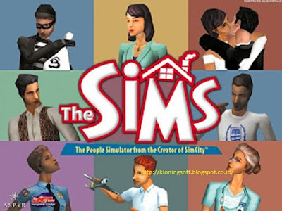 Free Download Games The Sims 1 Full Version For PC