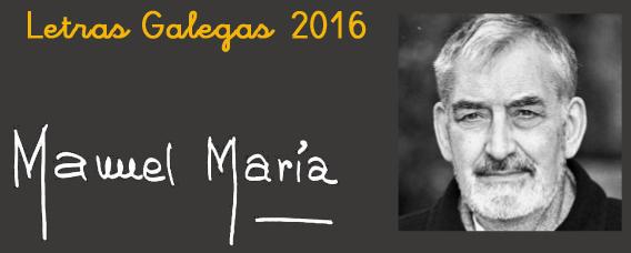 LETRAS GALEGAS 2016