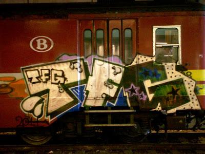 graffiti tfg
