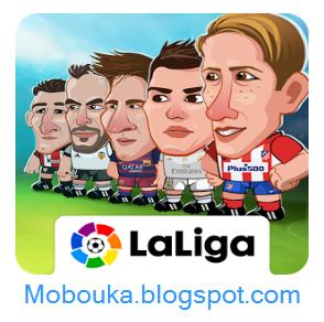 Head Soccer La Liga 2016 APK ANDROID logo