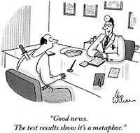 cartoon about a metaphor