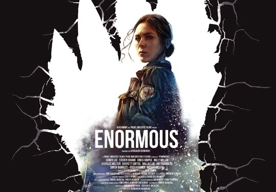 Enormous: First Look - Undead Monday