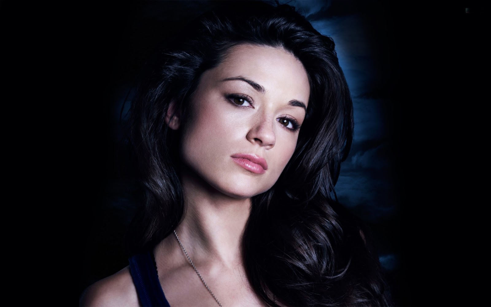 Crystal Reed Celebrity Wallpapers Emma Stone