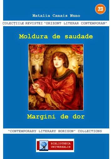 meu 3º livro de Poesia em idioma Romeno/Português