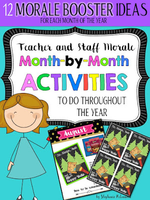 https://www.teacherspayteachers.com/Product/Staff-and-Teacher-Morale-Activities-Month-by-Month-1937801