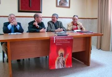 Presentación de las Primeras Jornadas Eulalienses en Calamonte.