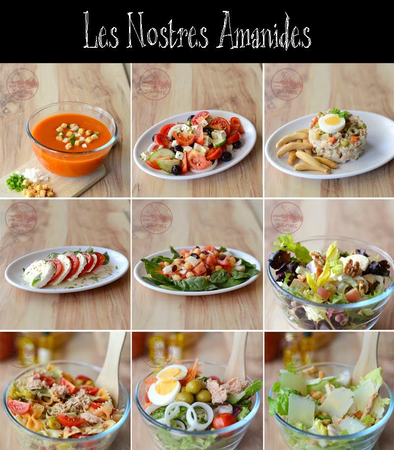 Nuestras ensaladas