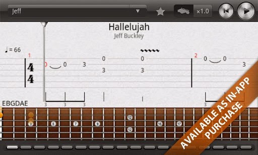 Ultimate Guitar Tabs & Chords v2.1.1 Full Apk  İndir