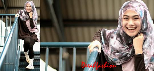 Hijab Sporty di Tahun 2015 Trend Jilbab