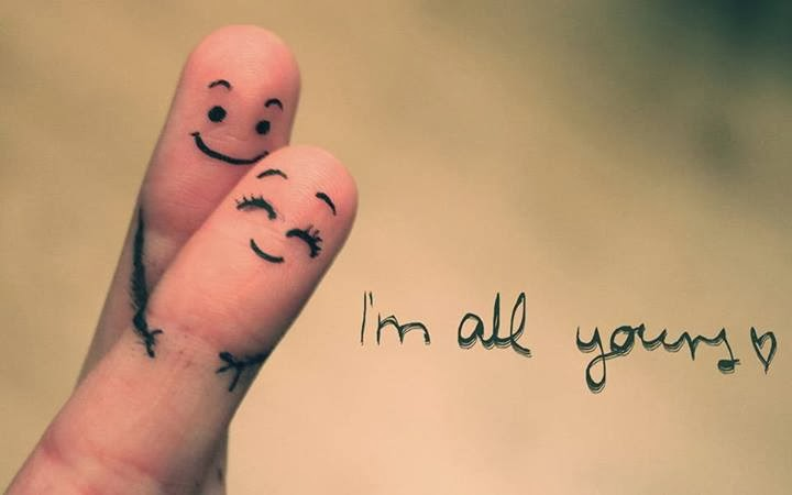 I' m all yours,,,