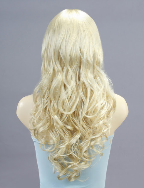 Platinum Blonde Wigs Real Hair
