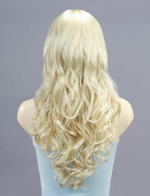 Platinum Blonde Wigs Real Hair