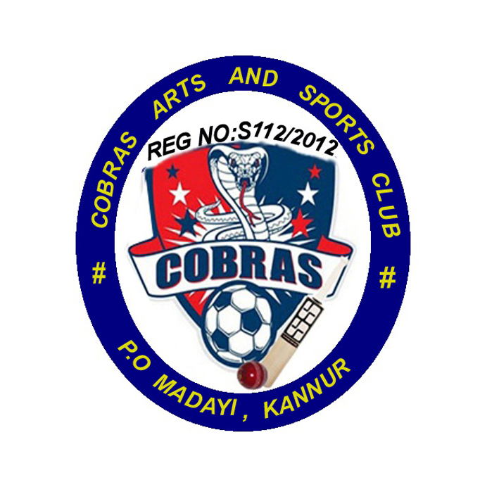 cobras arts and sports club official logo
