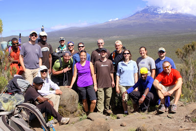 Team Photo Kili Backdrop