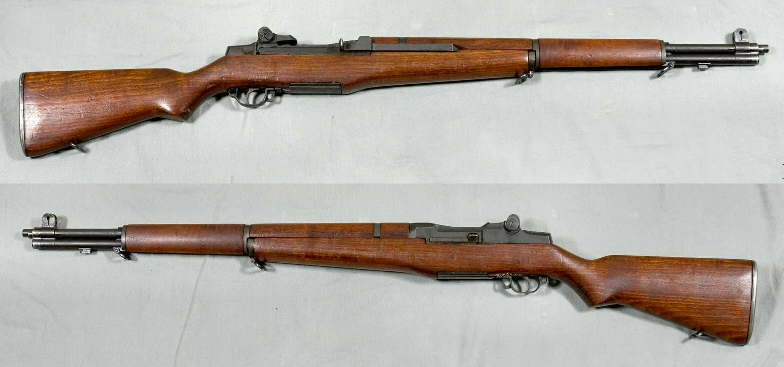 THE M1 GARAND RIFLE [<b>WEAPON</b> OF