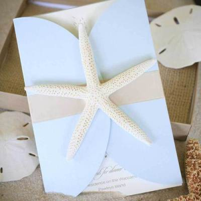 Beach Theme Wedding Decor