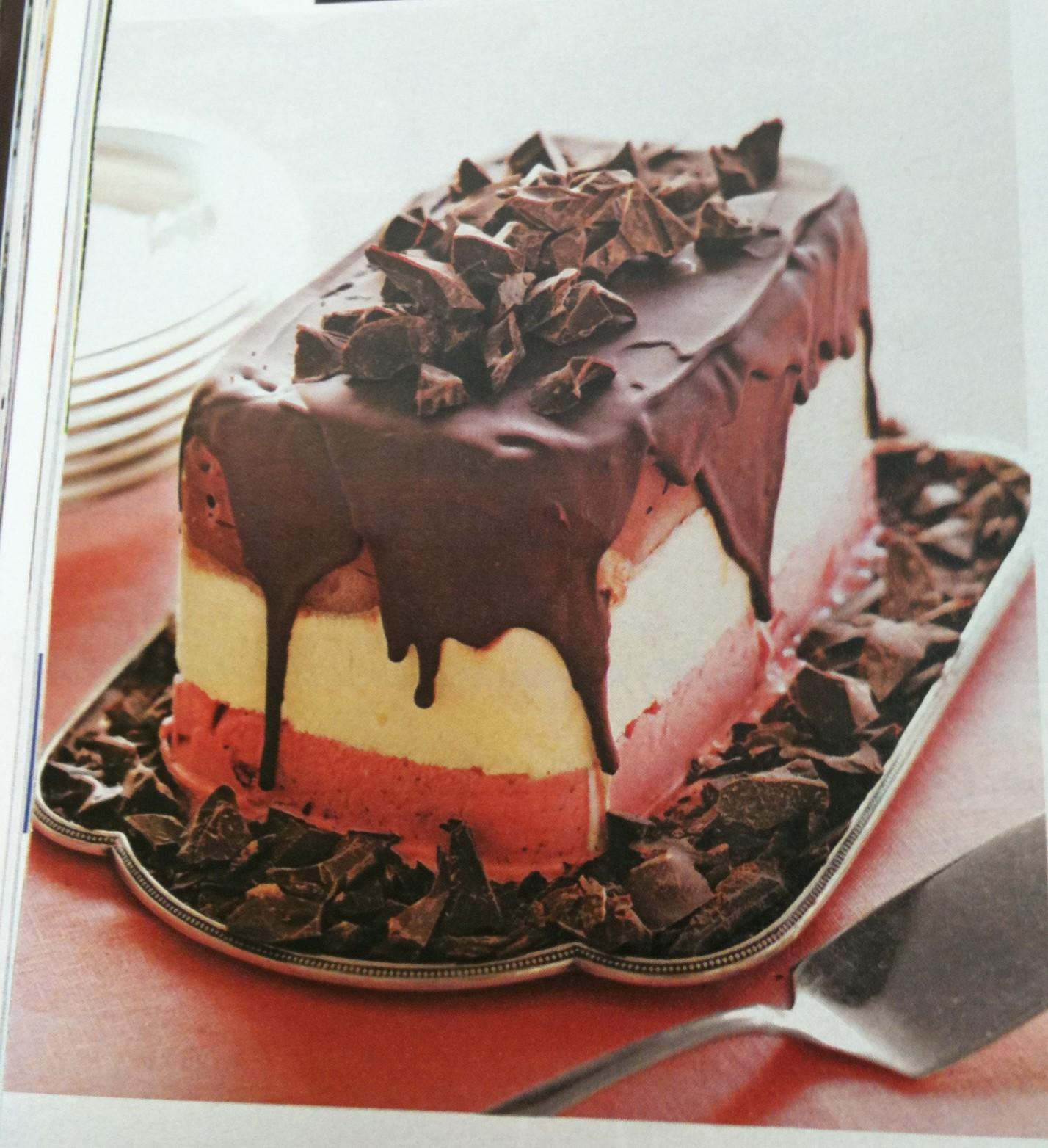 Rambling As Usual...: Elegant Birthday Desserts