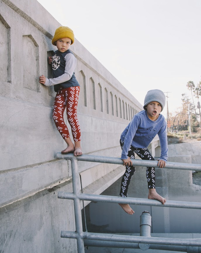 Mini & Maximus kids clothes autumn-winter 2014/15