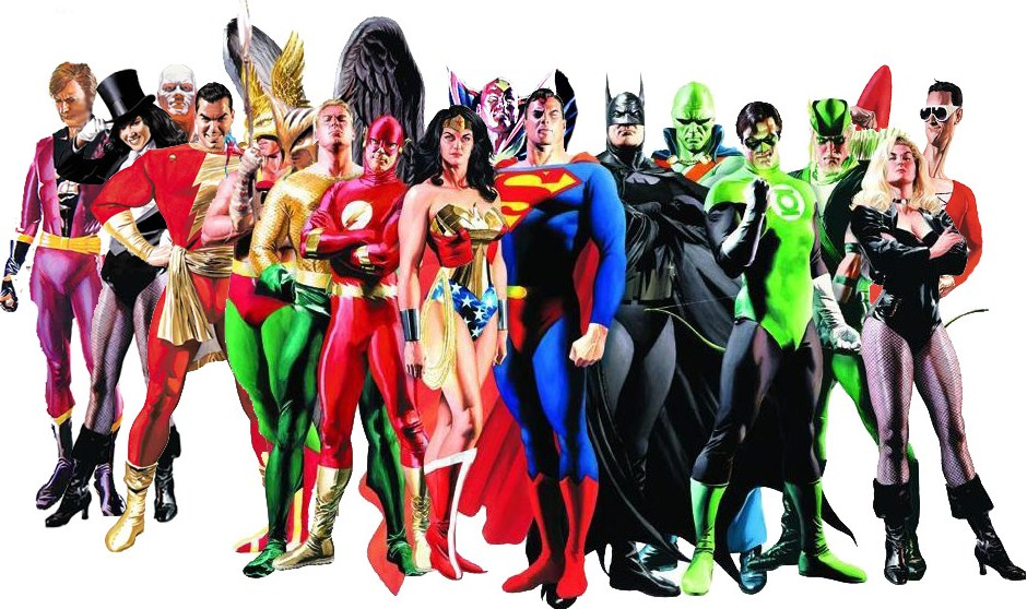 A Justice League Movie Will It Ever Happen Haphazard Stuff THE BLOG