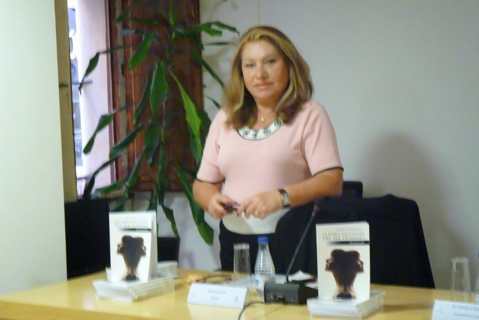 Presentación en  Valladolid - Abril 2014