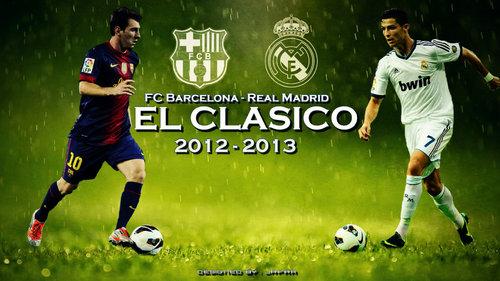 Prediksi Skor Barcelona vs Real Madrid 8 Oktober 2012