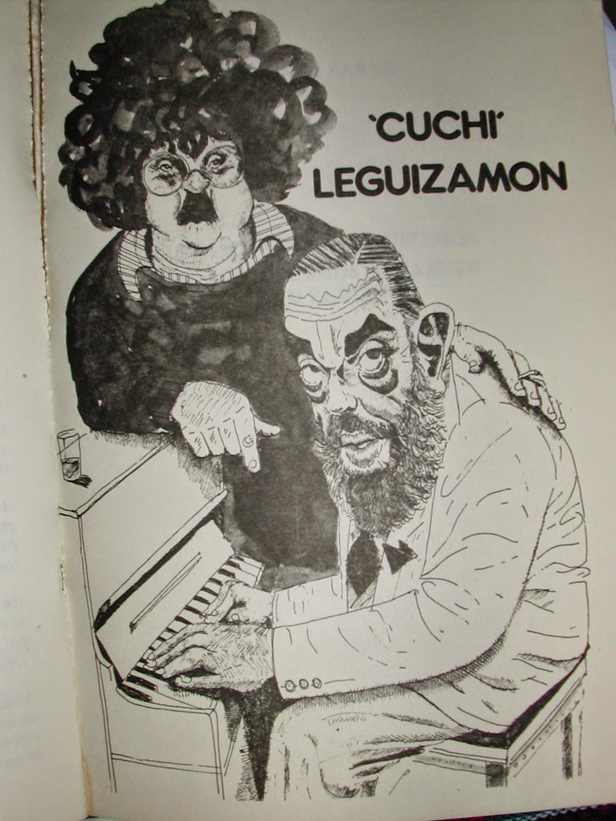 """El """"Cuchi"""" y Jose"""