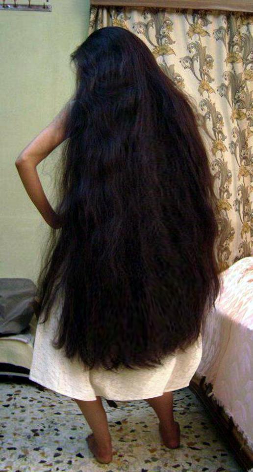 Indian porn long hair