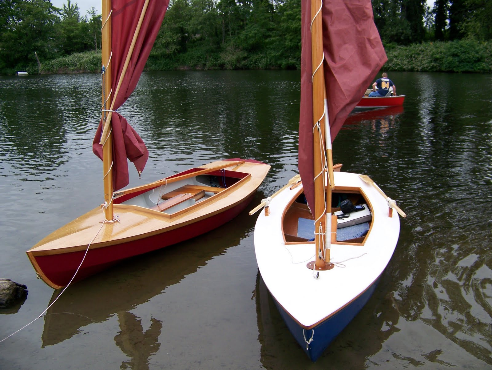 In conversation with other boat builders, we agreed that this boat ...
