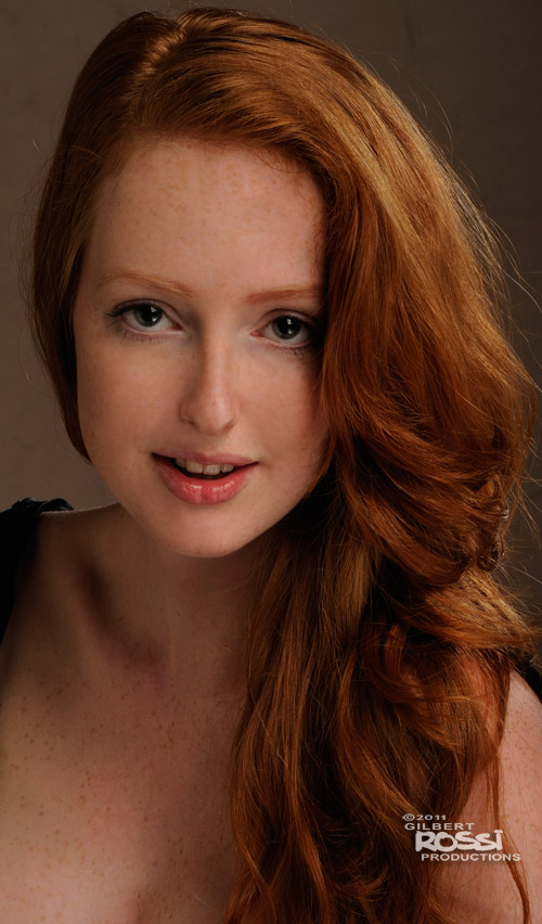 modelling portfolio for model agency, beauty shoot of redhead, portfolio portrait package shoot, fashion portrait of model in studio by sydney photographer gilbert rossi, close up natural beauty shoot
