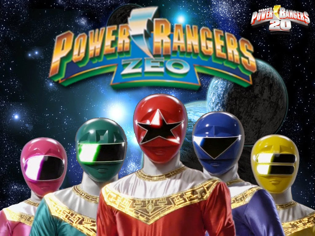 Power Rangers Zeo ep 10
