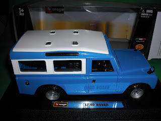 Vendo Miniaturas Land Rover / RANGE ROVER Land+Rover+Serie+III+109+-+Azul+-+1.24