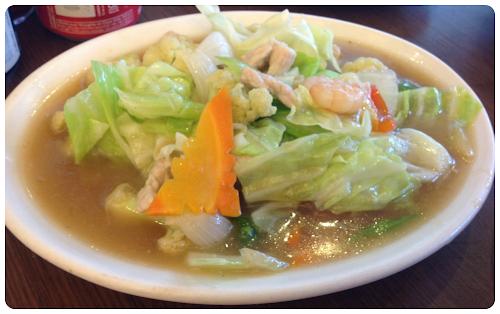 Lido Cocina Tsina - Chopsuey Guisado