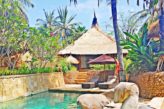 Novotel Lombok - Garden Pool Villa | www.meheartseoul.blogspot.com