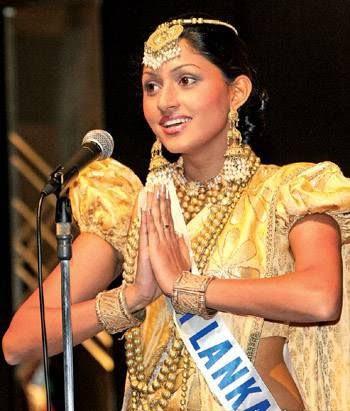 Aruni Rajapaksha Biography - Ceylon Models - Models Bank