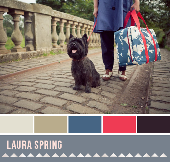 laura spring patterns