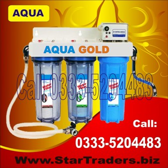 Aqua Water Filter Pakistan