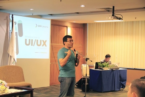 GDG Jakarta Meetup - Introduction to UI/UX for Android