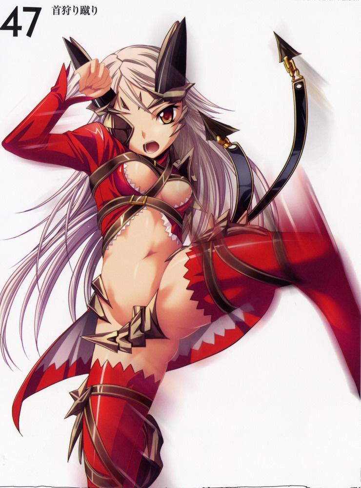 rebellion blade Queen porn s tentacle